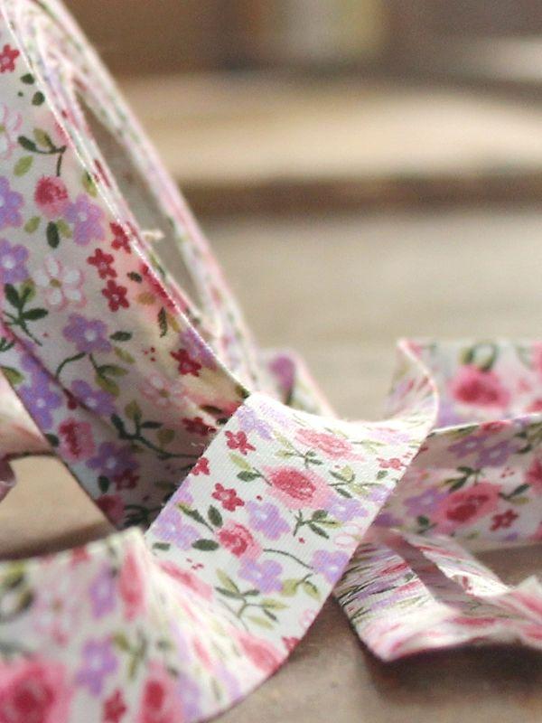 Cinta bies fantasía #Flores #Ribbons #Spring
