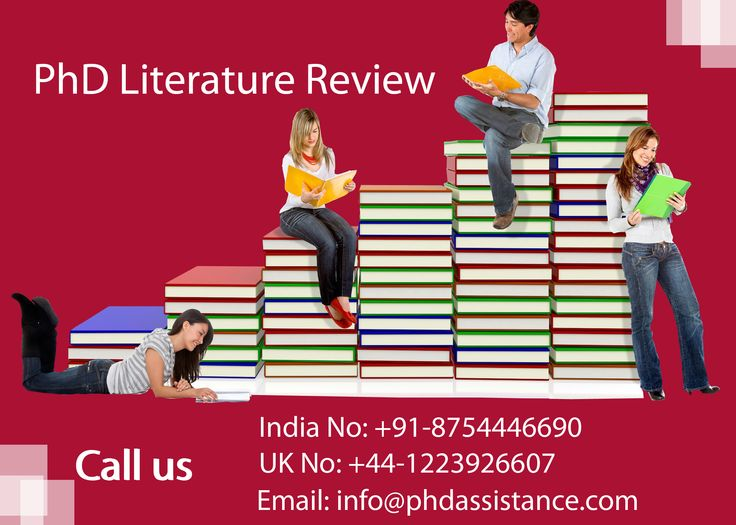At PhD Assistance, we assist in developing exhaustive literature review comprising of various academic sources including journals, text books, and newspaper articles with an aim to develop a research framework / conceptual framework, hypothesis and questionnaire with appropriate sources favoring dissertation title....