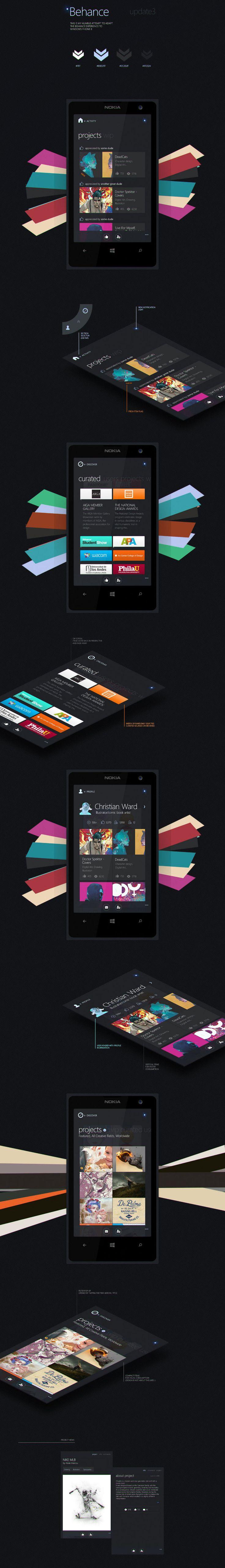 Daily Mobile UI Design Inspiration #524