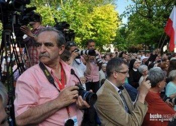 Prezydent Andrzej Duda odwiedził Busko-Zdrój | Towarzystwo Miłośników Buska-Zdroju
