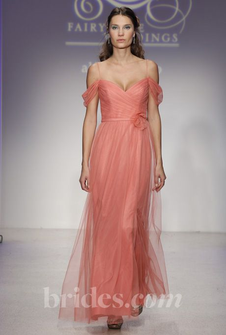Brides: Disney Fairy Tale Weddings by Alfred Angelo Bridesmaid Dresses -Fall/Winter 2013 :