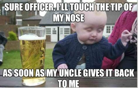 the Drunk Baby Meme