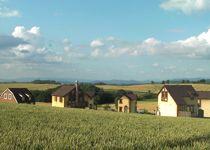 北海道・美瑛。原風景の小さな田舎ホテル『スプウン谷のザワザワ村』