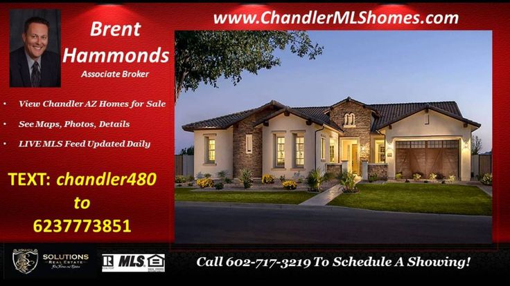 http://ift.tt/2e2S1Te For Chandler AZ information  call Brent Hammonds at (602) 717-3219 or Visit:  http://ift.tt/2eet6uX     Chandler AZ is one of the most desirable cities in the Phoenix Metro Area and a suburb of Phoenix.  Conveniently located near the 101 Freeway  202 Freeway and I-60.  Chandler AZ homes include a wide variance in pricing and amenities.  Chandler is known for its gated communities  golf course lot homes  homes with private pools  lakefront and lake comminutes  as well as…