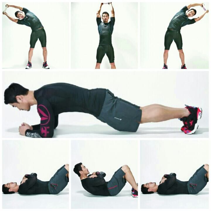 abs circuit training