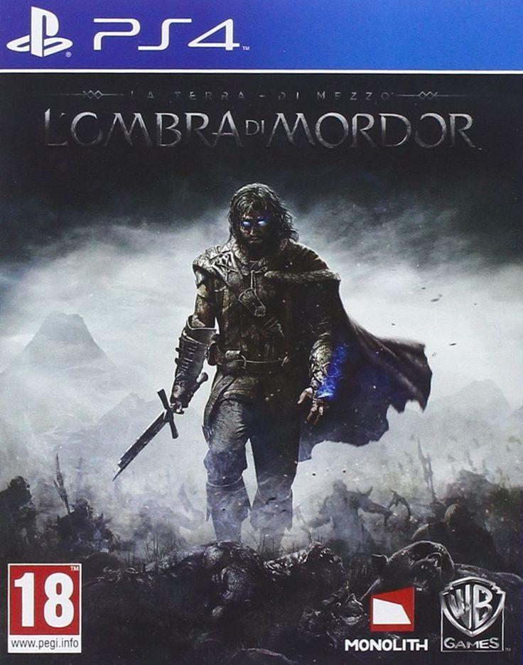 La Terra di Mezzo - L Ombra di Mordor     PS4