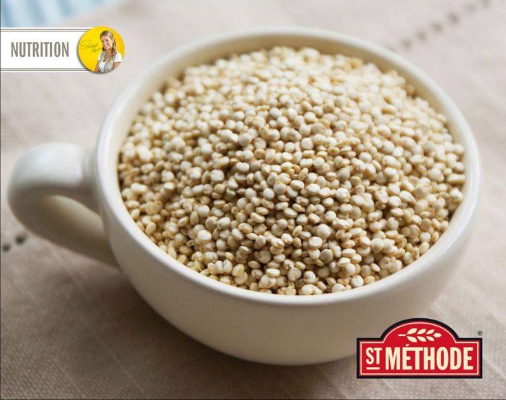 Le quinoa est en vedette ce mois-ci & Isabelle vous explique ses bienfaits sur notre blog//Quinoa is on the spotlight this month & Isabelle Huot explains its healthy benefits on our blog!
