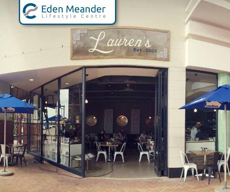 Visit #Laurens at the #EdenMeanderLifestyleCentre for our delicious meals and in-house coffee, served by our friendly staff. #GardenRoute