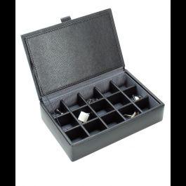 Cutie 15 butoni din piele, Stiletto - Dulwich Designs