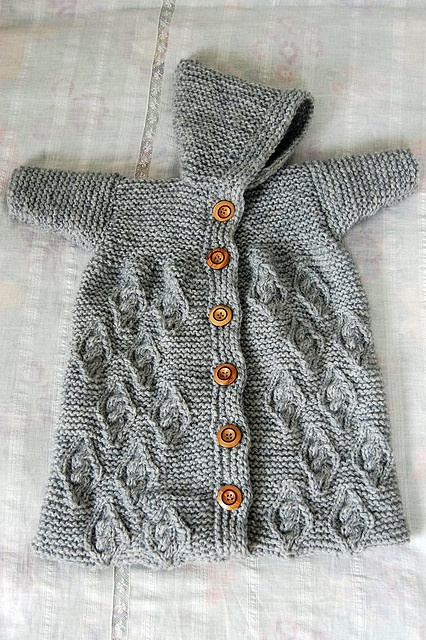 baby sweater sac. Love it!