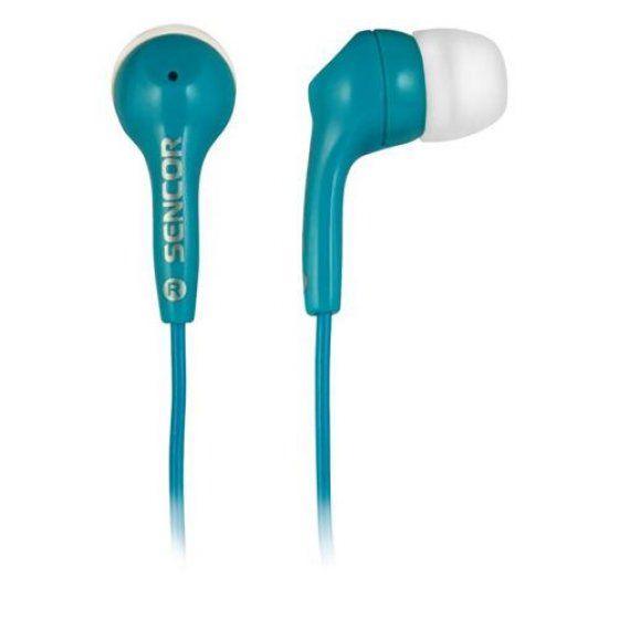 Sencor SEP 120 TURQUOISE sztereó fülhallgató