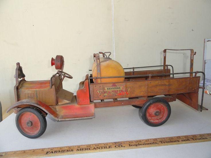 Keystone Water Pumper Truck