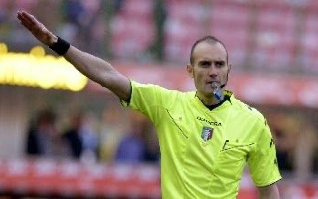 Sarà Carmine Russo a dirigere l'anticipo Roma-Empoli! #roma #empoli #arbitro #russo