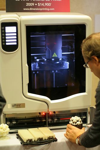 India 3D printer market to grow at a CAGR of 20 percent during 2014-2019 http://www.cncmachinings.com/india-3d-printer-market-to-grow-at-a-cagr-of-20-percent-during-2014-2019/ img_6413  Image by Mulad 3-D printer by Dimension.  Only ,900! (which is a lot, of course, but it's more than ten times cheaper than what was available 15 years ago).  They brought this to the Science Museum of Minnesota for Make: Day.  Supposedly if you brought .stl CAD files, you could...