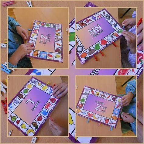 Juegos con fonemas | Futuro fonoaudiólogo