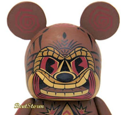 DISNEY VINYLMATION TIKI HAWAII EXCLUSIVE MICKEY MOUSE ALA MOANA STORE