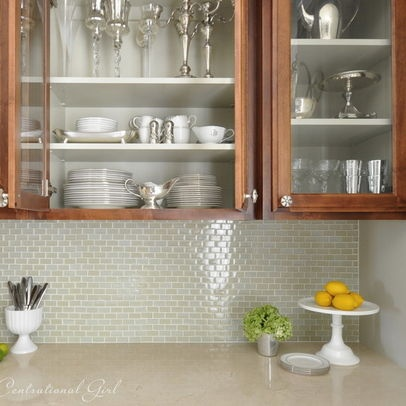 White 1x2 Mini Glass Subway Tile Glass Tile Kitchen
