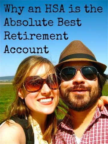 Are you saving money for your retirement? Here are some tips on why an HSA is the absolute best retirement account.
