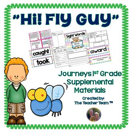 1000+ images about Kindergarten Fly Guy on Pinterest | Guys, The fly ...