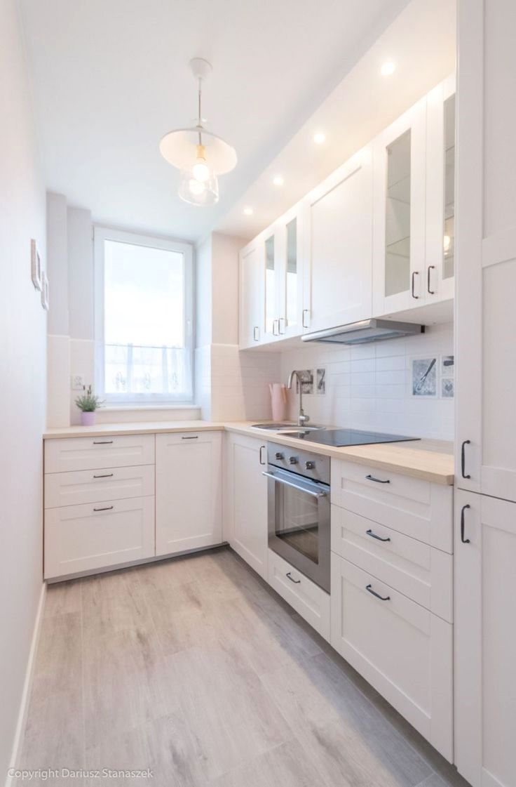 10 Clever Ideas For Small Kitchen Decoration In 2019 For The Home