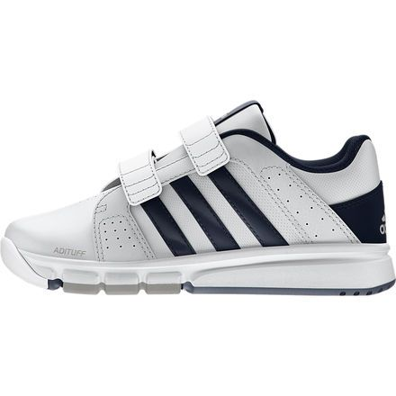 Chaussures Back-to-SchoolClassic 4, Running White / Collegiate Navy / Metallic Silver, zoom