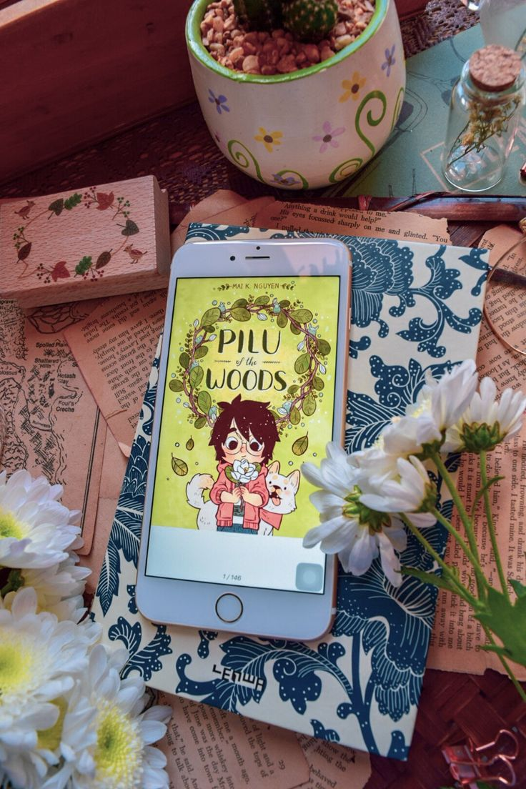 Book review pilu of the woods by mai k nguyen earc