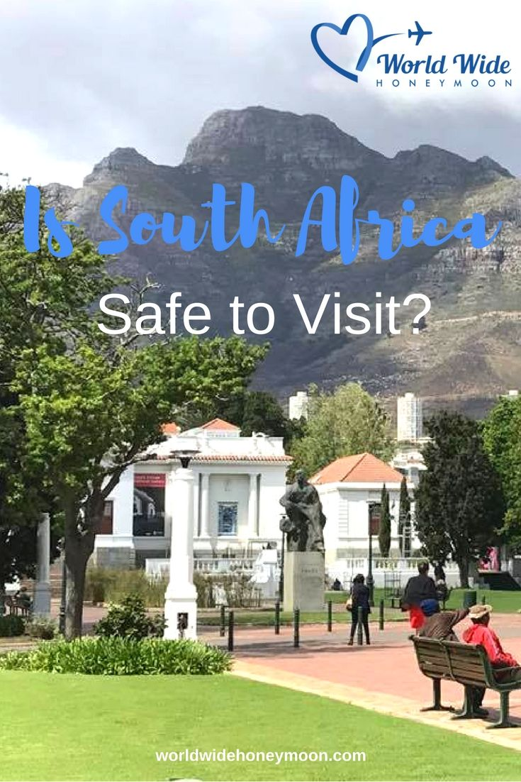why is south africa so dangerous