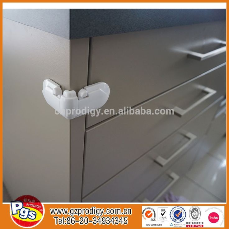 Fresh Adhesive Mount Cabinet and Drawer Lock