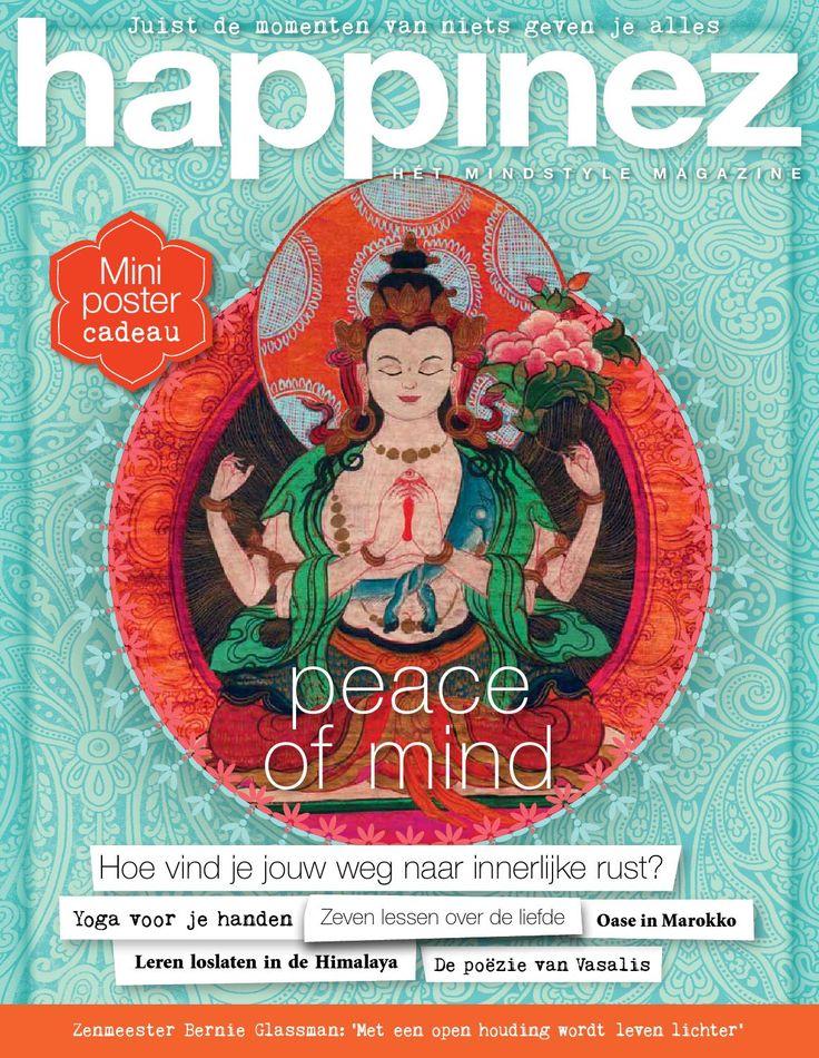 Hoe vind je jouw weg naar innerlijke rust? - Leren loslaten in de Himalaya - De poëzie van Vasalis - Yoga voor je handen - Oase in Marokko - Zeven lessen over de liefde