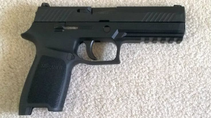 """I found this article using the Proclivus app: """"SIG Sauer P320 Review 