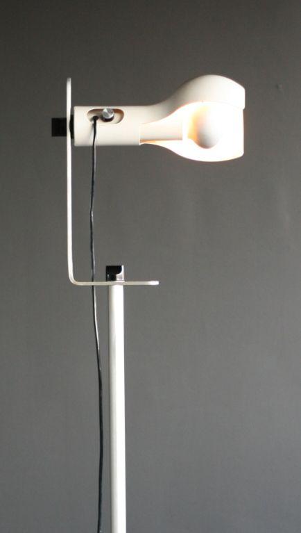 Rare Flash Floor Lamp by Joe Colombo  Modern Floor LampsLight. 618 best Classic Modern Furniture images on Pinterest   Modern