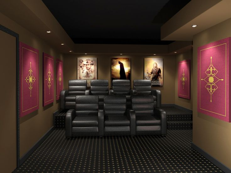Attirant Movie Theater Wall Decor   Google Search
