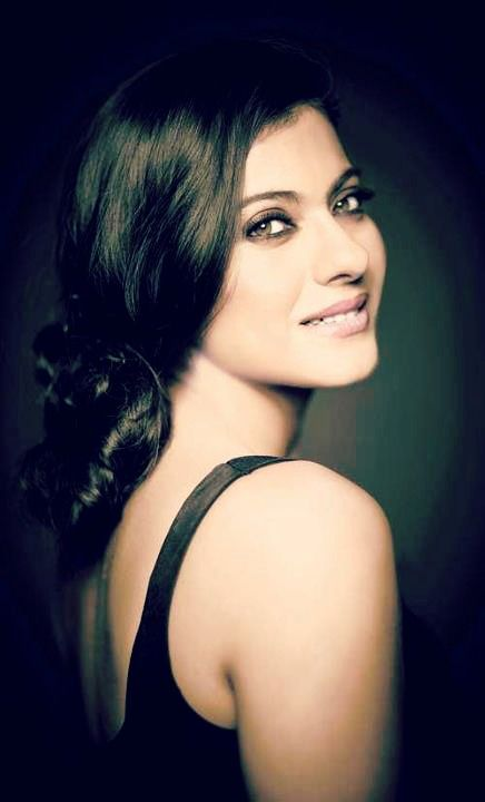 Kajol; Indian actor; so lovely and great actress!