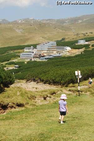 Sinaia cota 2000 - cabana Piatra Arsa