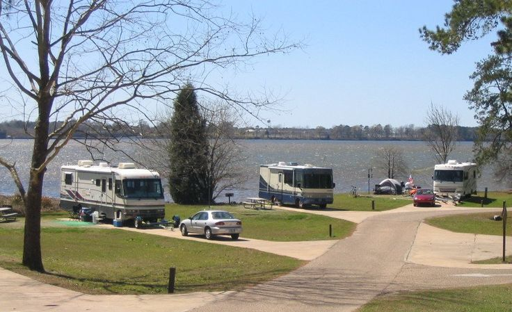 Army Corps of Engineers RV Campgrounds