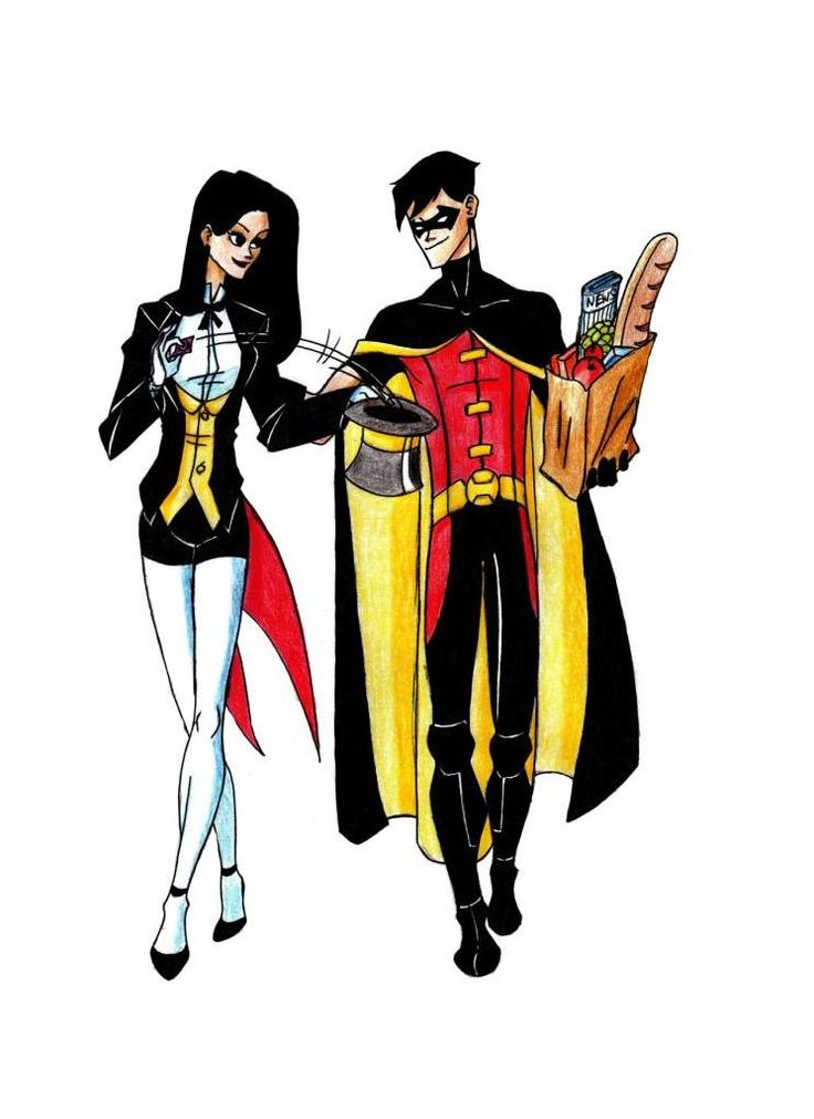 zatanna and robin fanfiction - photo #24