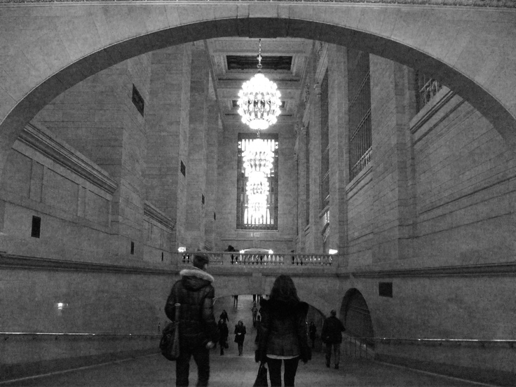 Grand Central Station, New York (Amanda Jane Starr - 2011)