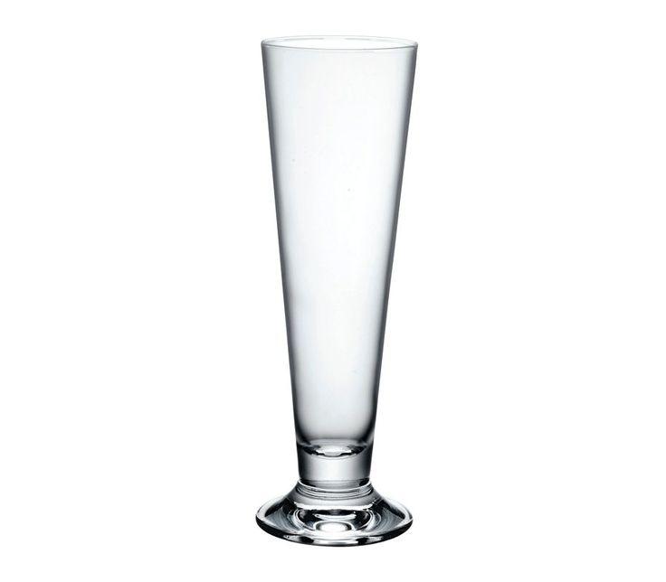 3 Copas de Cerveza Palladio 28.5cl ● Conjunto de 3 elegantes copas para cerveza de diseño italiano de28.5 cl de capacidad.  - , #Cerveza #Copa #Elegante #Palladio #ON