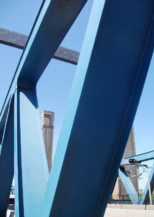 Calandbrug, Rozenburg