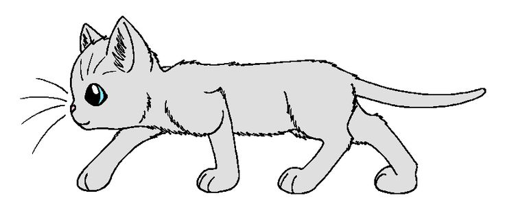 warrior cats coloring pages starclan-#2