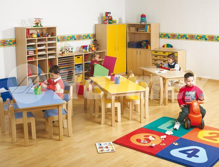 Mejores 22 imágenes de Mesas escolares en Pinterest | Mesas, Sillas ...