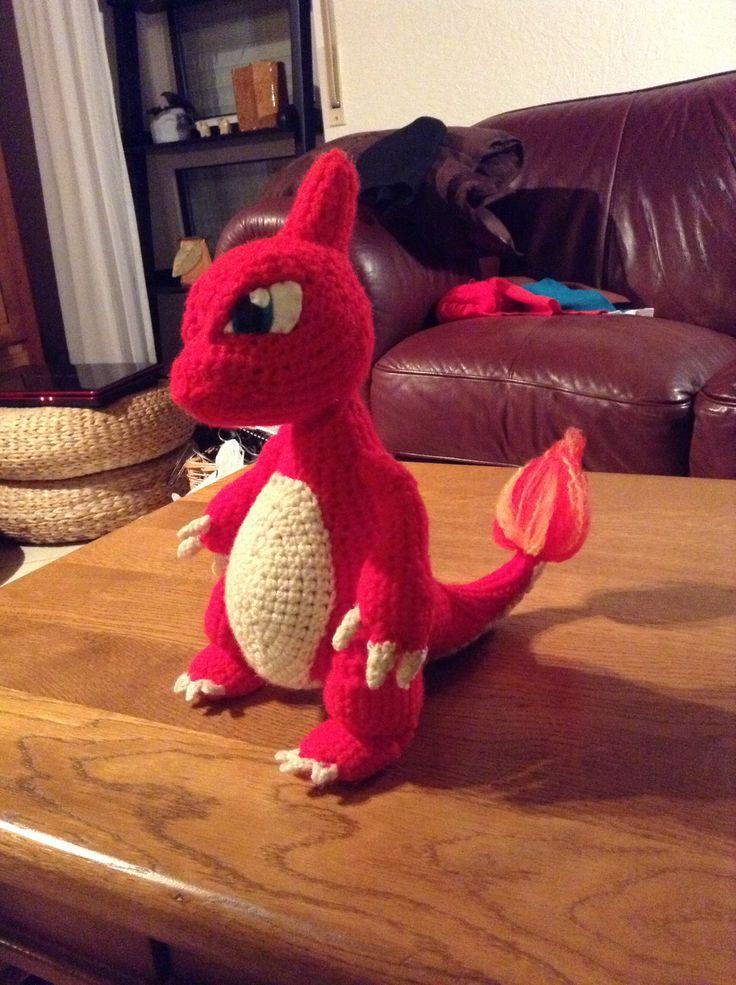 Crochet Charmeleon :) pattern here: https://www.etsy.com/listing/208255625/crochet-charmeleon-pattern?ref=shop_home_active_1