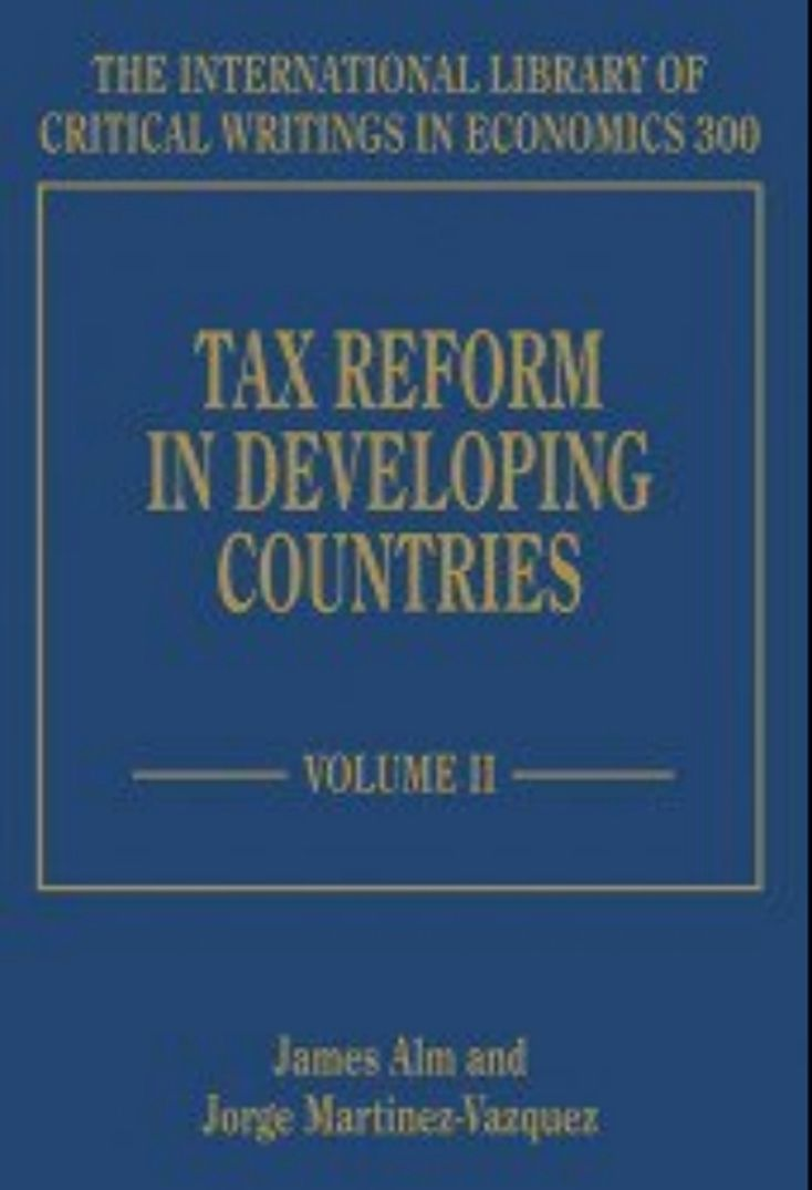 Tax reform in developing countries (PRINT) REQUEST/SOLICITAR: http://library.eclac.org/record=b1253624