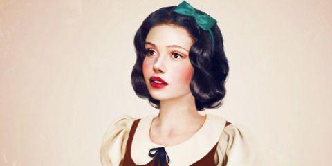 Here's What 11 Disney Princesses Would Look Like in Real Life -Cosmopolitan.com