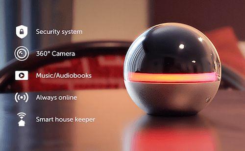 Branto Smart Home ✔ unterstützt Bluetooth, Wi-Fi, ZigBee und Infrarot ✔ Mikrofon + 360-Grad-Kamera ✔ Kickstarter Projekt - das günstige Smarthome