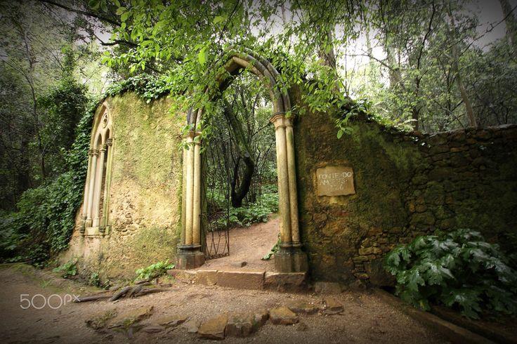 A love's place - Quinta das Lágrimas, Coimbra,Portugal