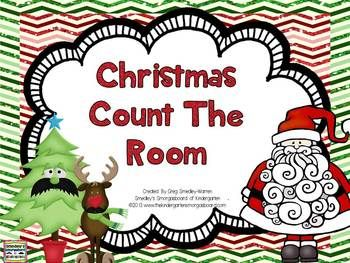 This differentiated count the room activity gets your students up and moving while practicing their counting!  This is a very popular activity in my classroom.  Simply print the cards, post them around the room.  Students use the included recording sheets to count the room.There are 3 levels included:  Counting to 10, Counting to 20 and Counting to 25!