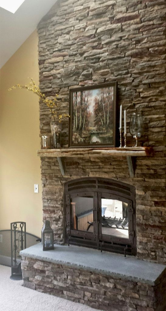 Best 25 indoor outdoor fireplaces ideas on pinterest for Inside outside fireplace