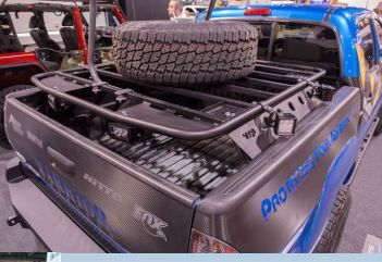 Warrior Products Tacoma Bed Rack - be the first to get this GREAT new product Get yours at www.PureTacoma.com