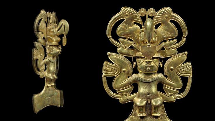 Galerie Mermoz : Grand Pectoral Cacique